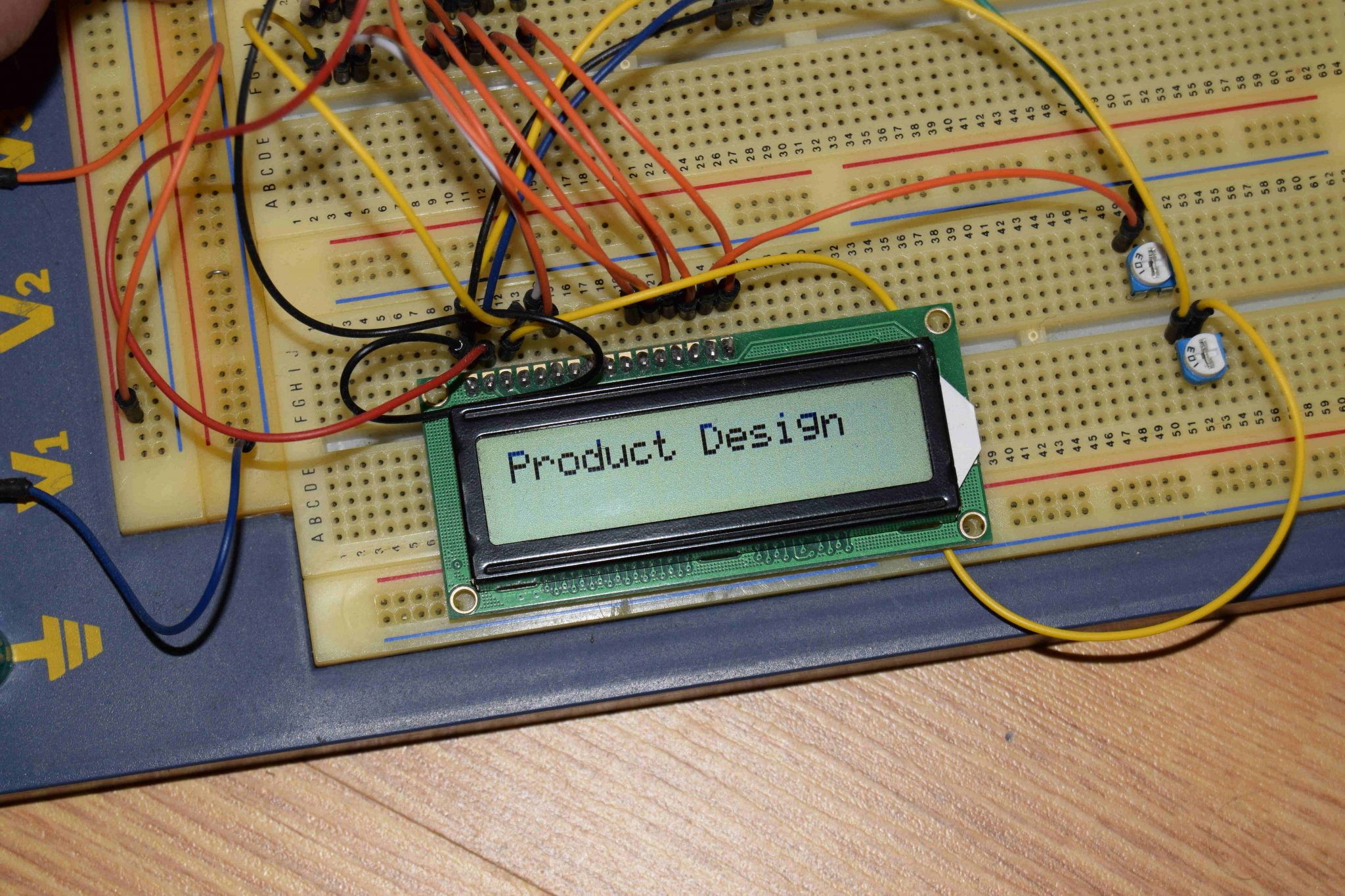 sensor product design