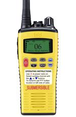GMDSS marine radio