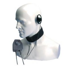 Entel CXR16 Throat Microphone