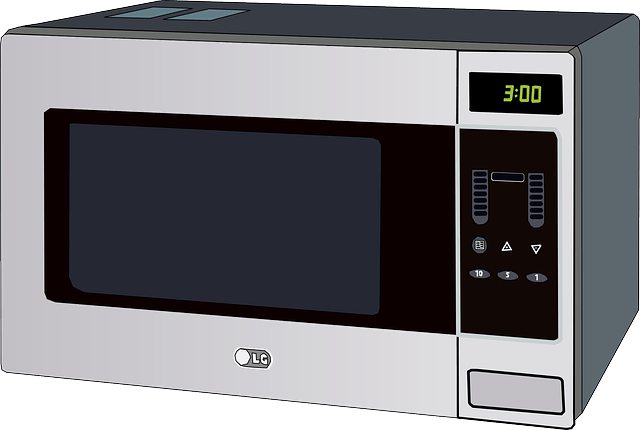 microwave oven photo