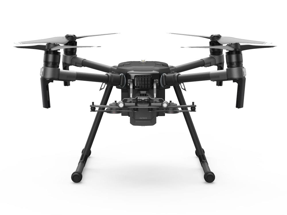 DJI Matrice 200 commercial drone